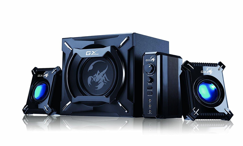 genius speaker system