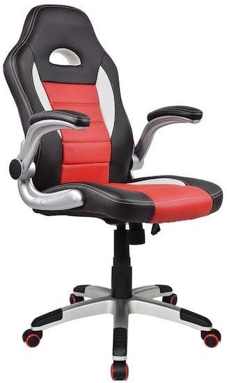 Homall Racing Chair Ergonomic High Back Gaming Chair Pu