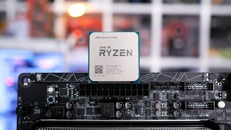 AMD Ryzen 5 Gaming Processor