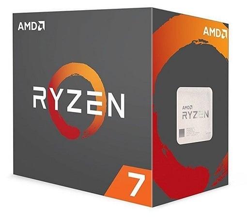 AMD Ryzen 7 1700X Processor for Gaming