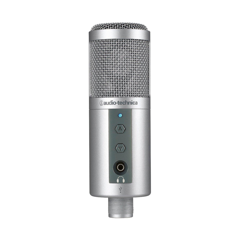 ATR2500-USB Cardioid Condenser USB Microphone