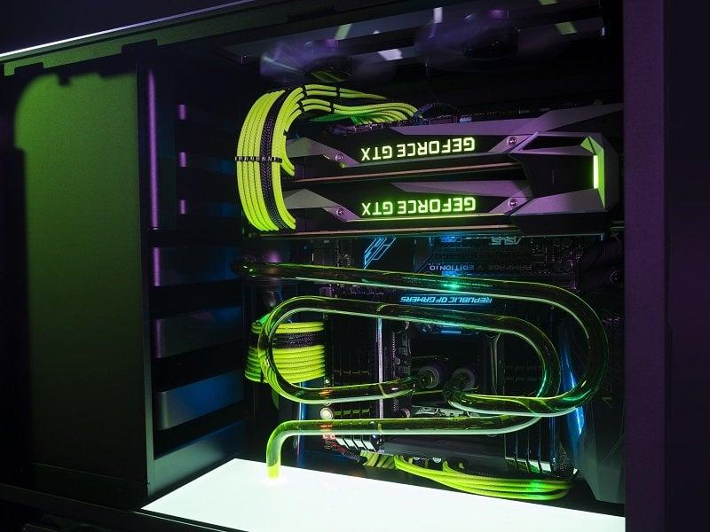 Geforce GTX 1080 2x