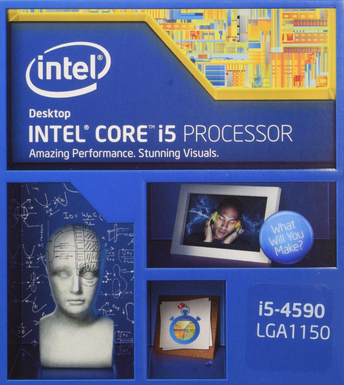 intel core i5-4590 processesor