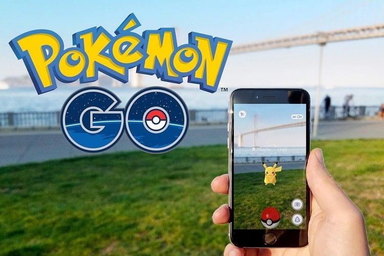 Pokemon Go Augmented Reality Example