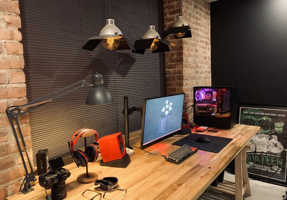 Gaming Room Setup Ideas 26 Awesome Pc And Console Setups Hgg