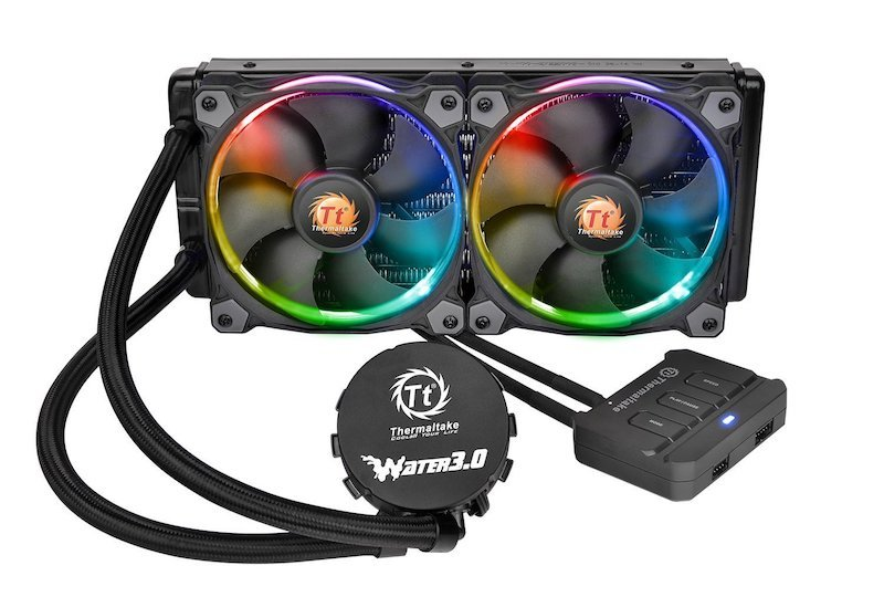 thermaltake water cpu cooler