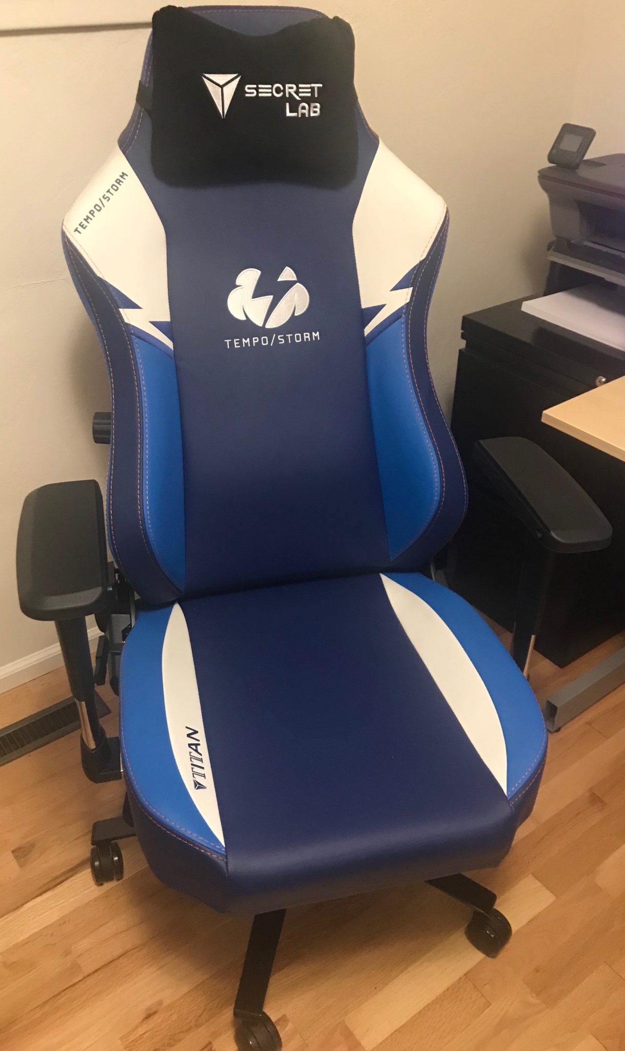 SecretLab Titan Tempo Chair Review 11