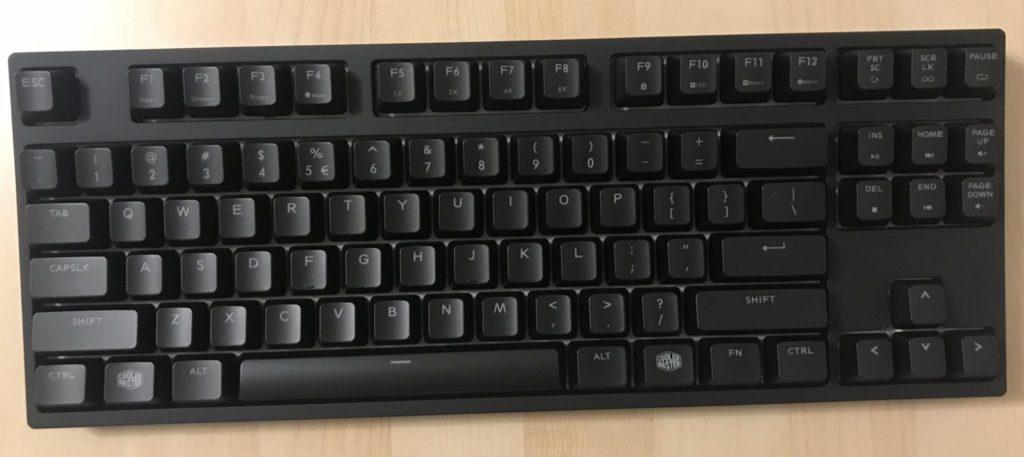 Cooler Master Masterkeys Pro S Keyboard Review 11