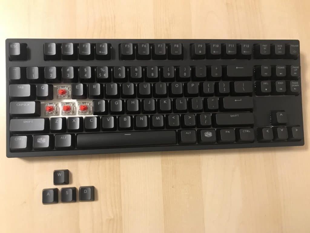 Cooler Master Masterkeys Pro S Keyboard Review 12