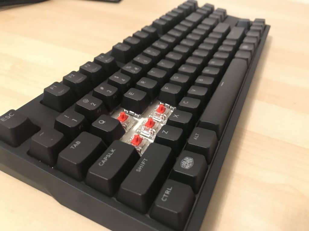 Cooler Master Masterkeys Pro S Keyboard Review 7