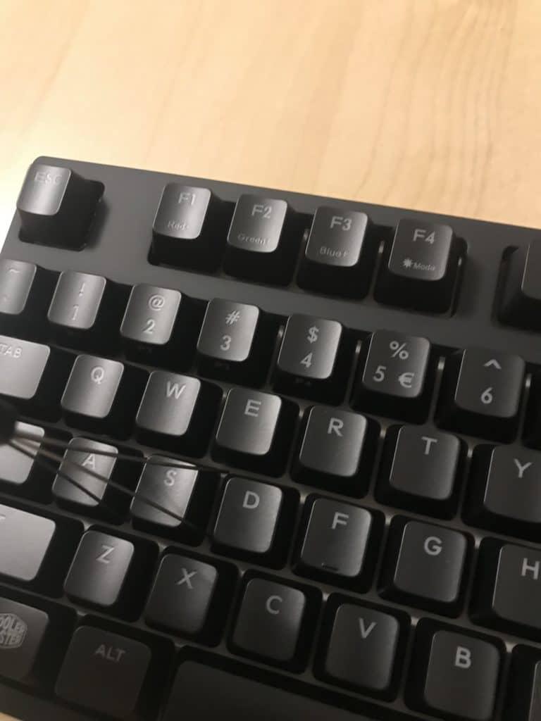 Cooler Master Masterkeys Pro S Keyboard Review 9