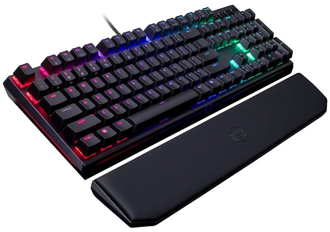 Cooler Master MasterKeys MK750 Mechanical Keyboard Review 6