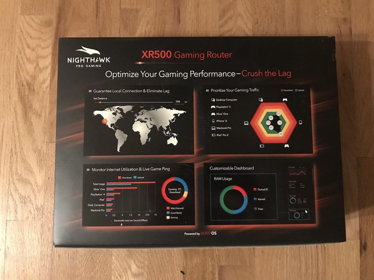 Netgear Nighthawk Xr500 Pro Gaming Router Review 13 High