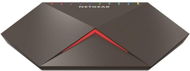NETGEAR Nighthawk Pro Gaming 10 port Gigabit Switch 2