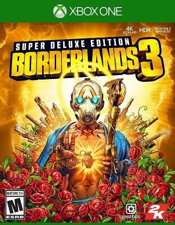 Borderlands 3 new co op game