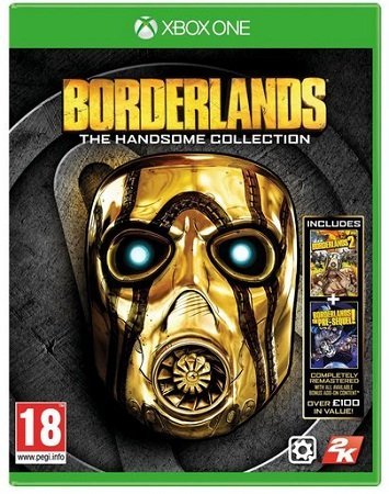 Borderlands The Handsome Collection one of the Best Xbox One Split Screen Games