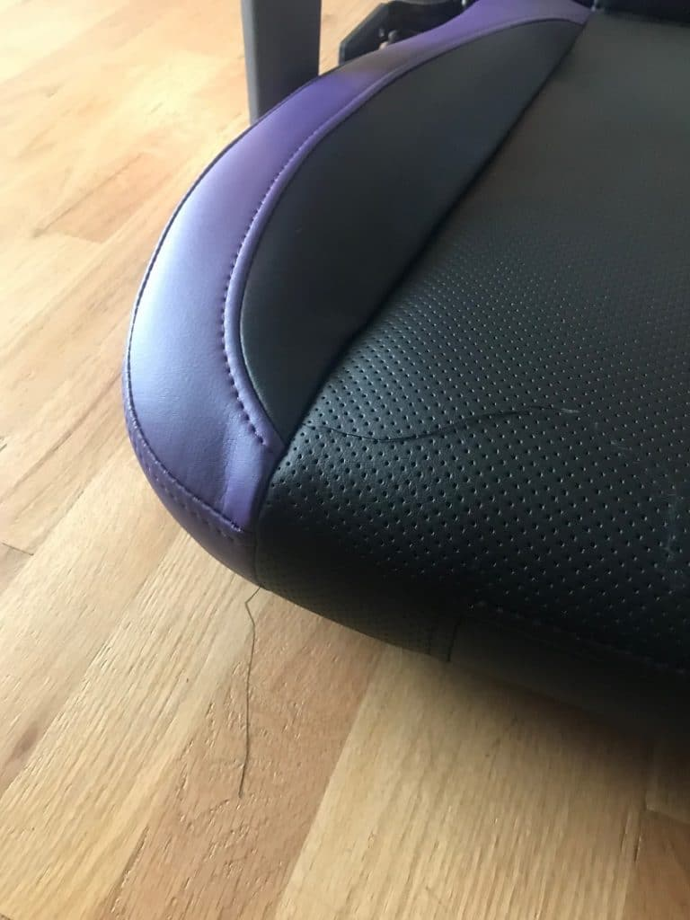 OPSEAT Grandmaster Series Gaming Chair Review 3