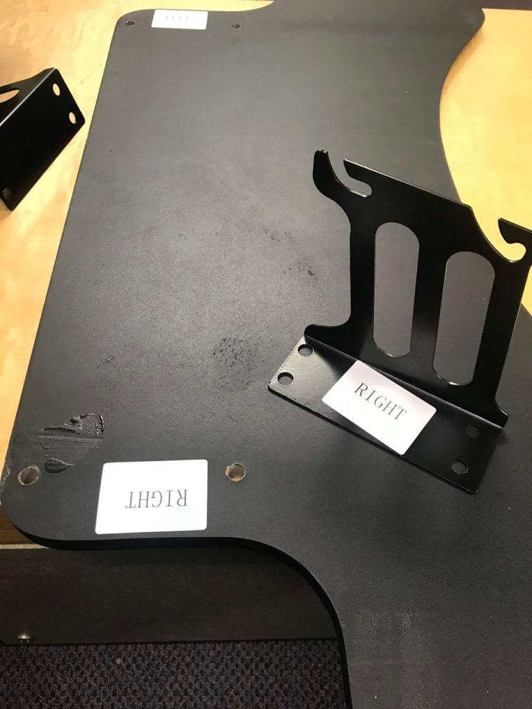 TaoTronics Adjustable-Height Standing Desk Review 4