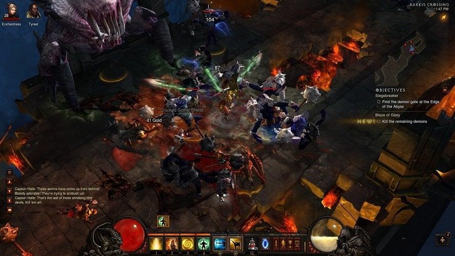 Diablo 3 one of the best grinding games