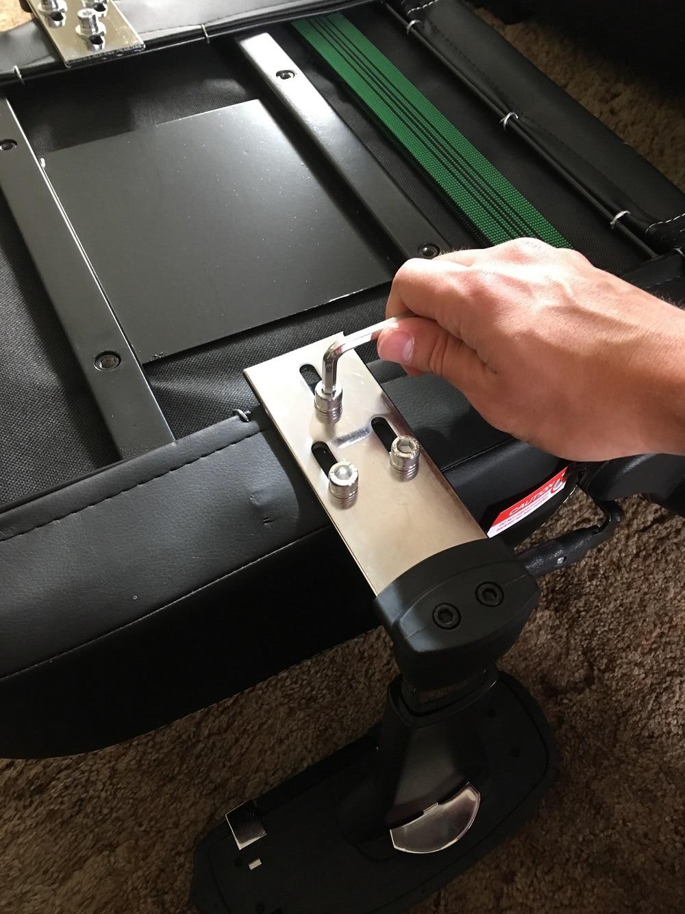 Maxonomic Ergoceptor Pro Gaming Chair Review 3