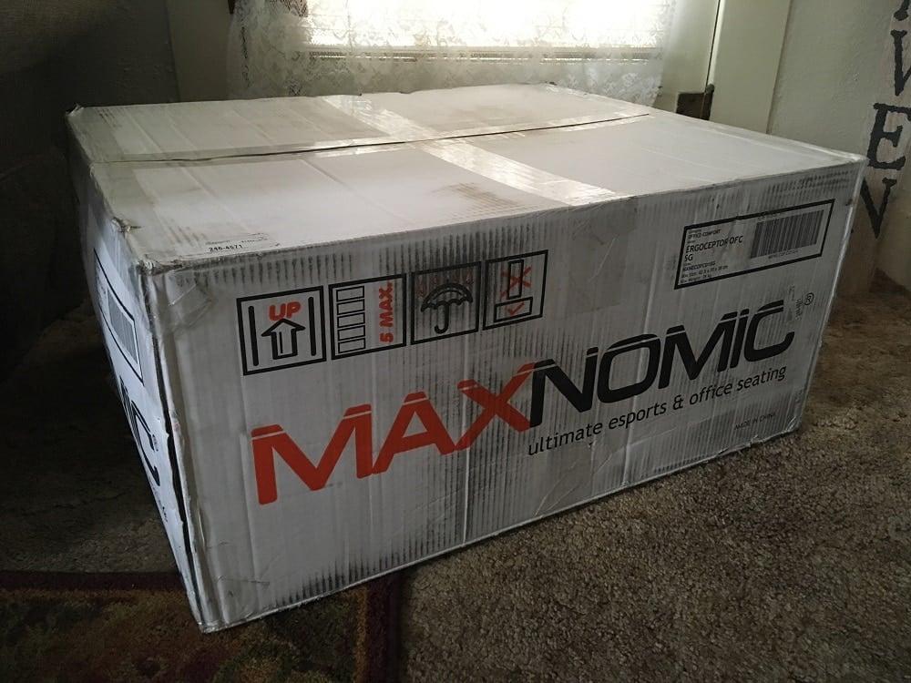 Maxonomic Ergoceptor Pro Gaming Chair Review 4