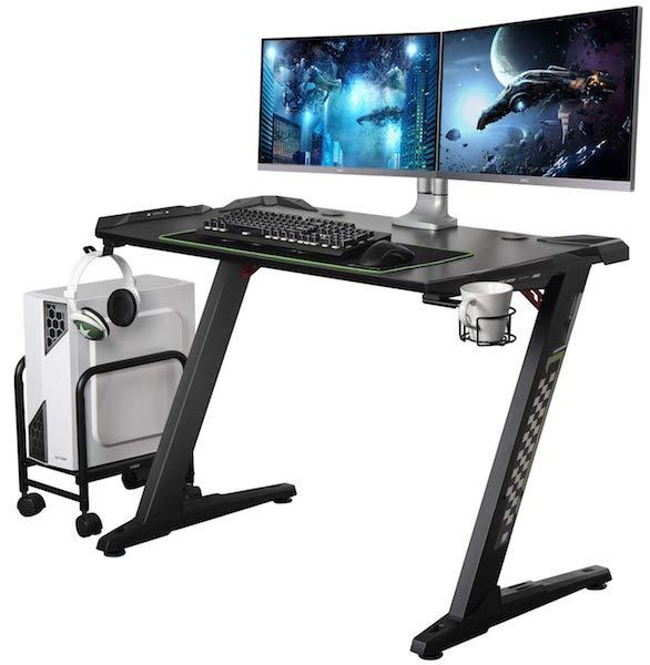 Eureka Ergonomic Z1-S Desk for Gaming