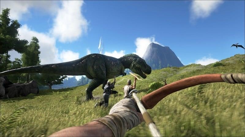 Ark Survival Evolved Gameplay Screenshot