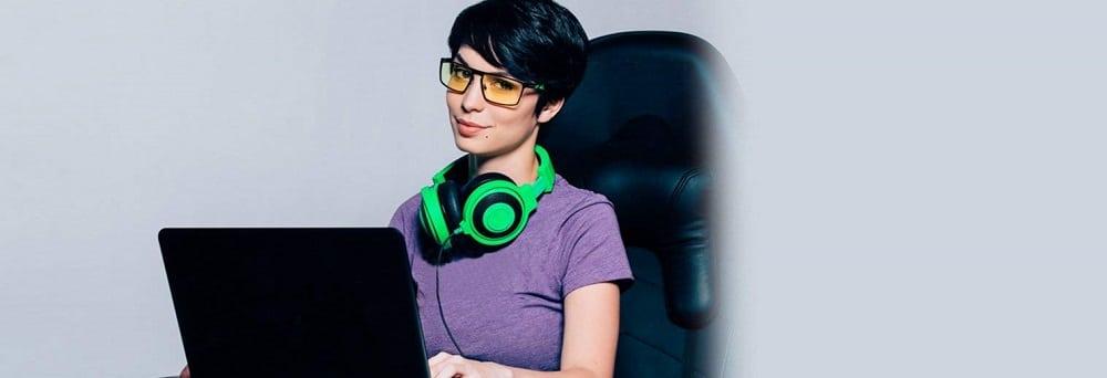 Gunnar Optiks Intercept One of the Best Gaming Glasses