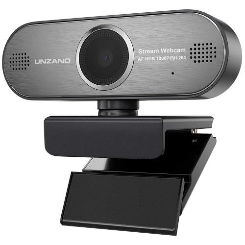 Pro Stream Webcam 1080P HD Video Auto Focus Game Streaming