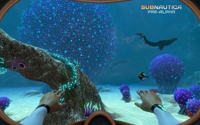 Subnautica Gameplay Screenshot