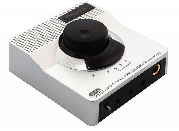 Syba Sonic USB 24 Bit 96 KHz DAC Digital to Analog Headphone Amplifier
