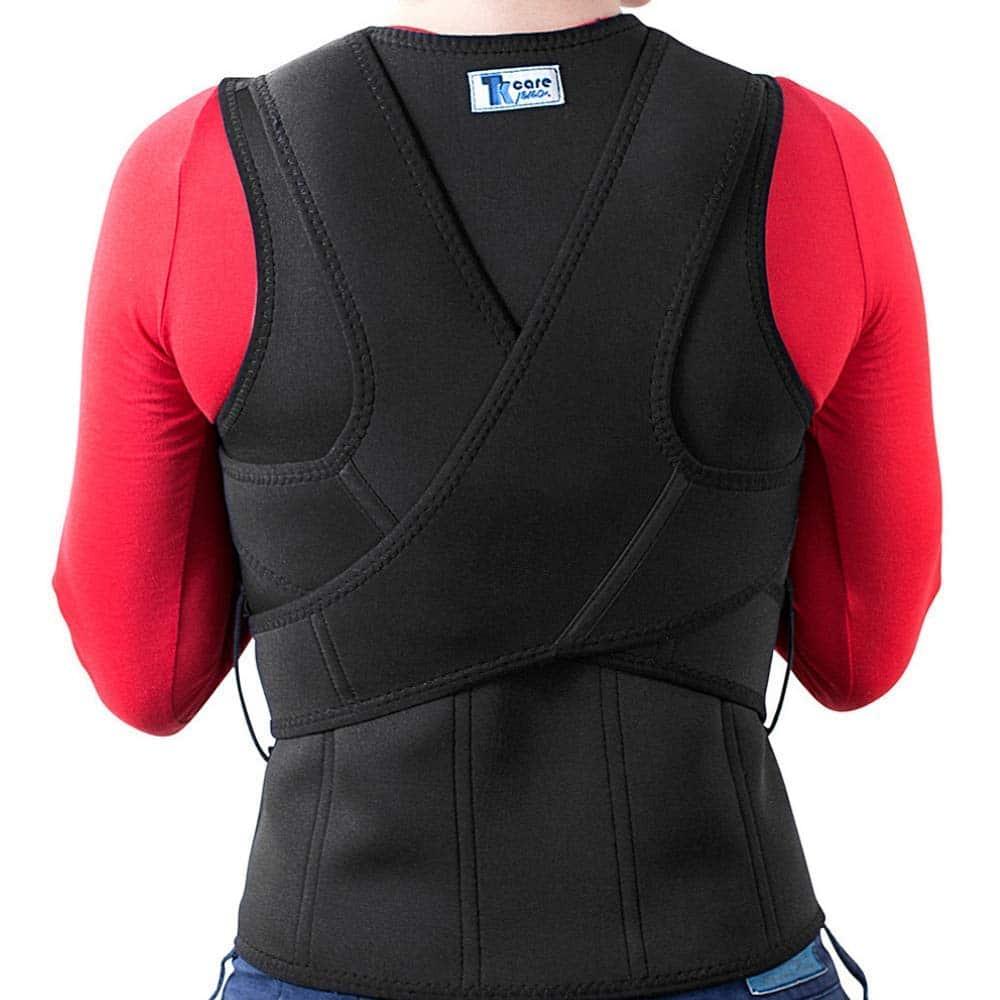 TK Care Brace - An Example of a Soft Back Brace