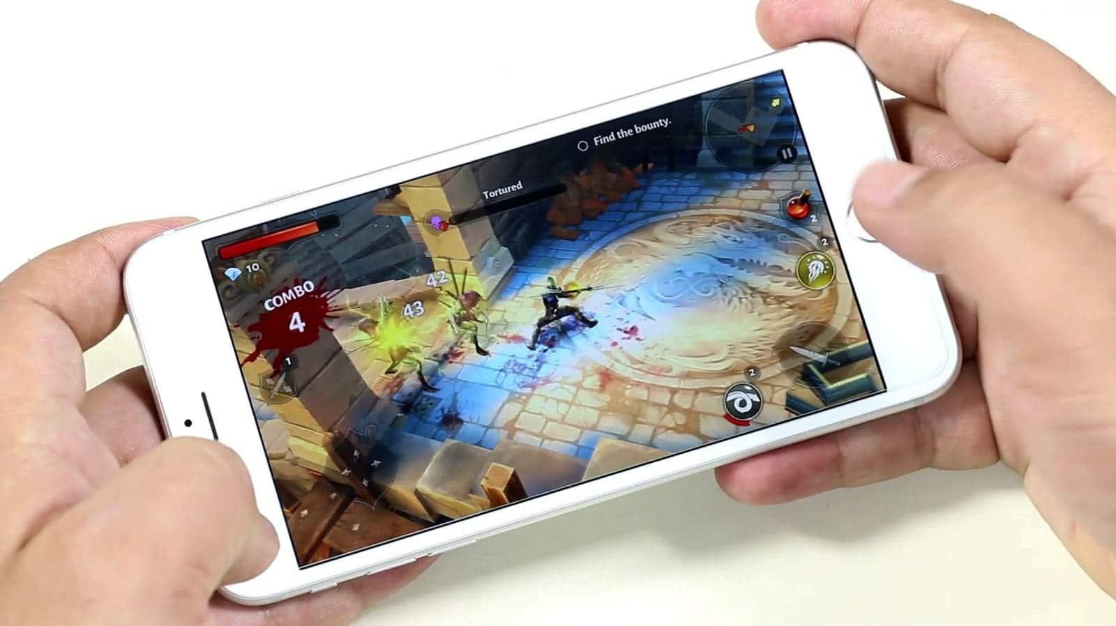 Gaming Phone RPG