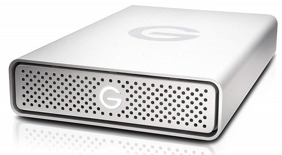 G-Technology 10TB G-DRIVE USB-C (USB 3.1 Gen 1) Desktop External Hard Drive