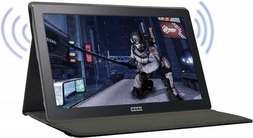 HORI Universal HD Gaming Monitor-min