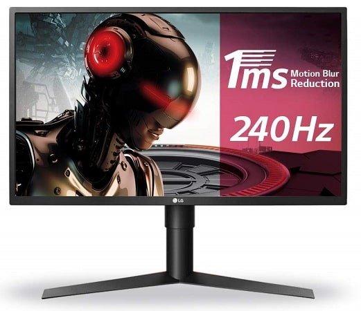 LG 27GK750F-B 27-inch FHD 240hz Gaming Monitor-min
