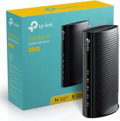 TP-Link TC-7610 DOCSIS 3.0 (8x4) Cable Modem-min