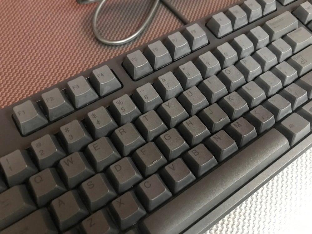 Topre Realforce R2 Keyboard Review 4