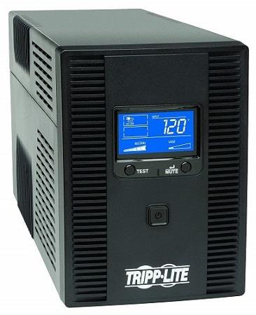 Tripp Lite 1500VA 900W UPS Battery Back Up-min