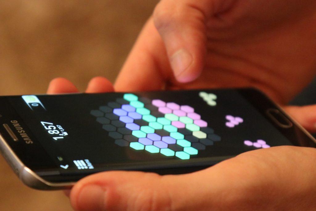 Gaming Phone Puzzle
