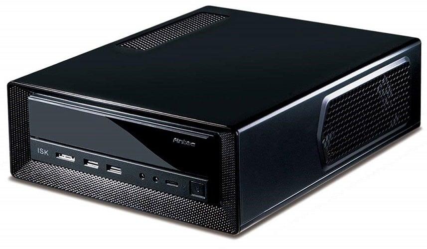 Antec ISK 300-150 Mini-ITX Desktop Computer Case-min