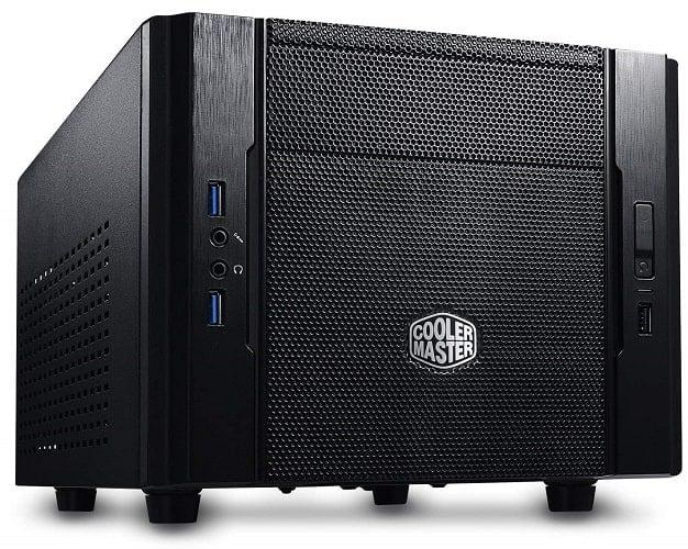 Cooler Master RC-130-KKN1 Elite 130 - Mini-ITX Computer Case-min
