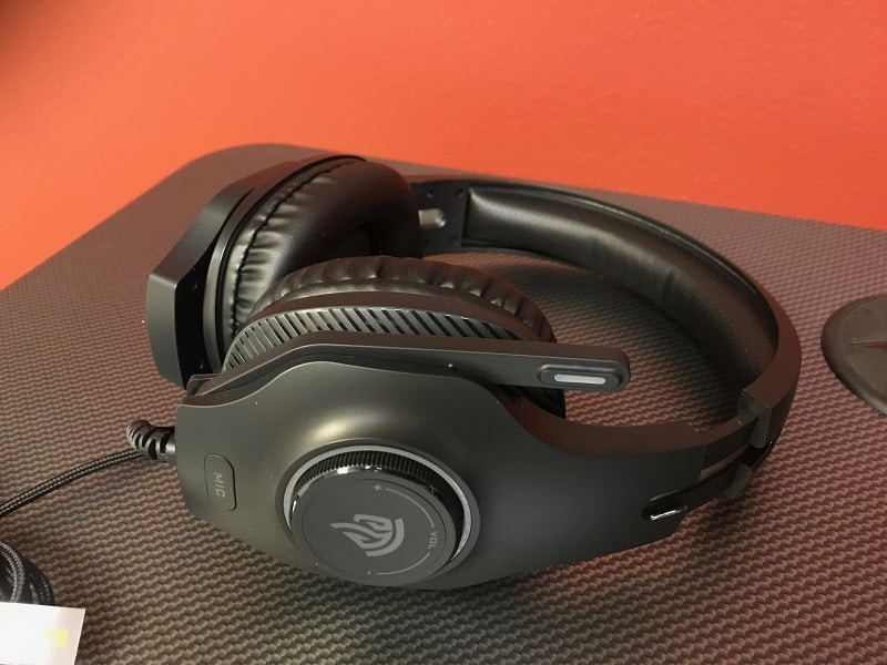 EasySMX VIP002S RGB Gaming Stereo Headset Review 3