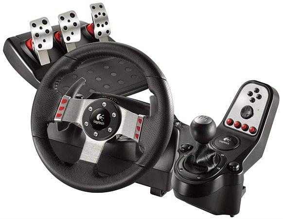 Logitech G27 Racing Wheel-min