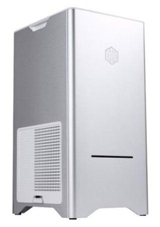 SilverStone Aluminum Micro ATX Case-min