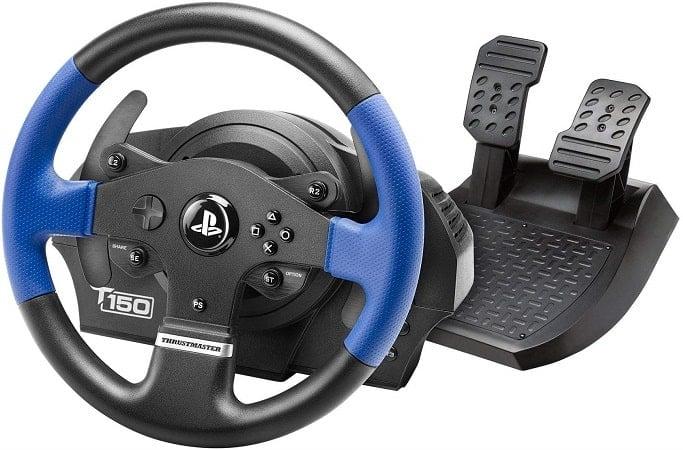Thrustmaster T150 RS Racing Wheel-min