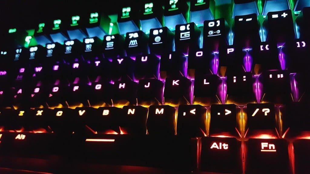 Vivid Keyboard