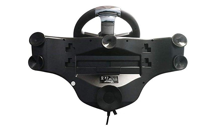 Secondary wheel