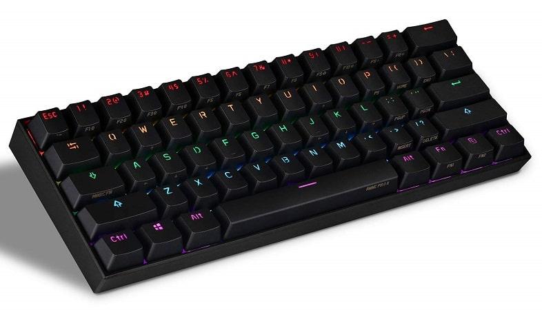 Anne Pro 2 Wireless Mechanical Gaming Keyboard-min