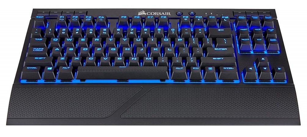 CORSAIR K63 Wireless Mechanical Gaming Keyboard-min